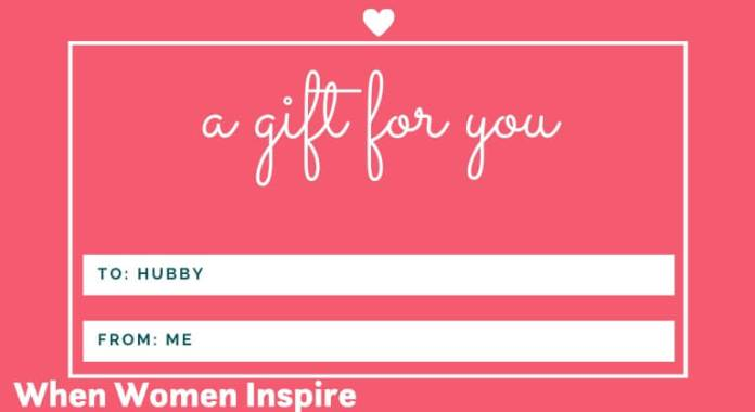 5 Ideas For A Valentine S Gift For Hubby He Ll Actually Want When Women Inspire