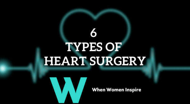 Types de chirurgie cardiaque