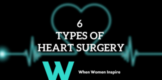 Types of heart surgery