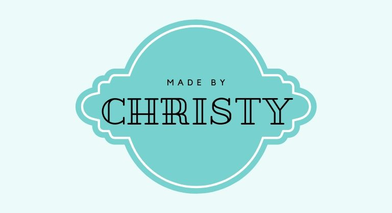 Custom label for DIY presents for parents