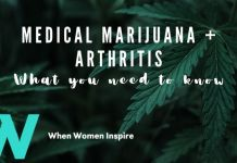 Medical marijuna for arthritis