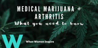 Marijuna médicale pour l'arthrite