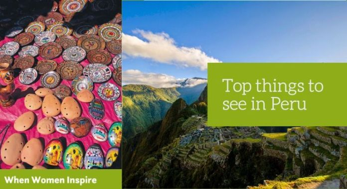 Things to see in Peru