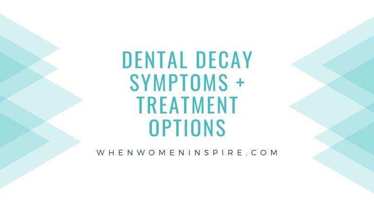 Symptômes de carie dentaire