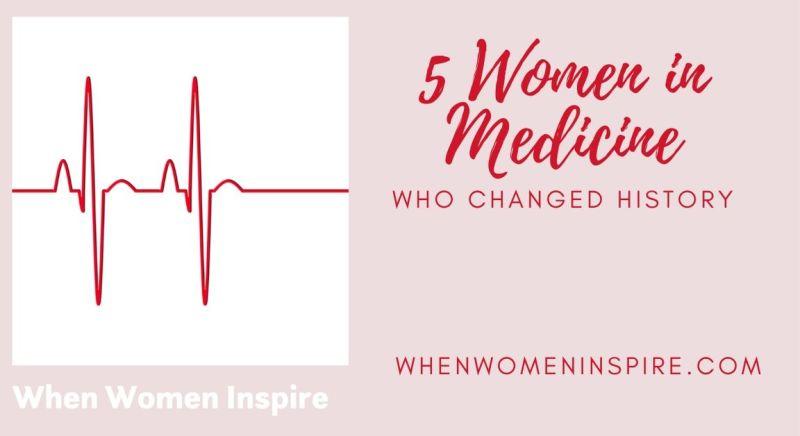 Femmes dans l'histoire de médecine