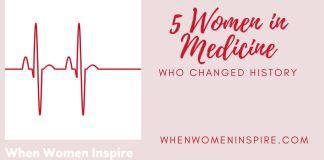Women in medicine history