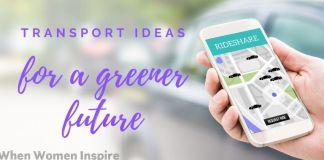 Transportation carbon footprint