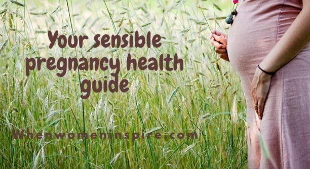 Conseils de grossesse en bonne santé
