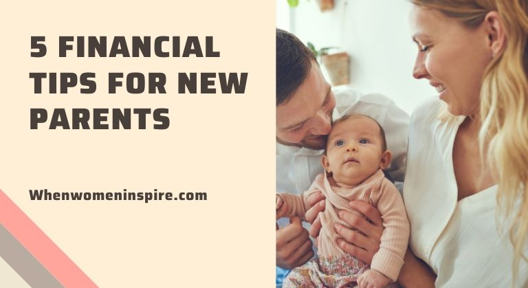Financial advice for new parents