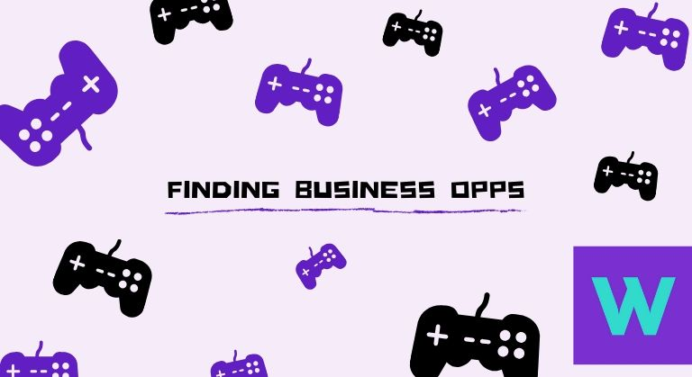 Finding business opportunities