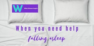 Trouble falling asleep? Tips here