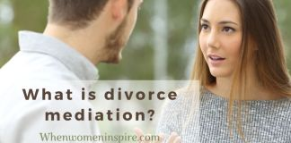Divorce mediation process explained