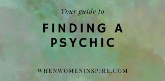 Finding a real psychic