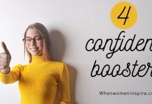 Confidence boosting tips
