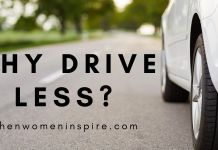 Why drive less