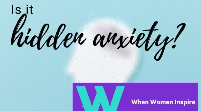 Hidden anxiety signs