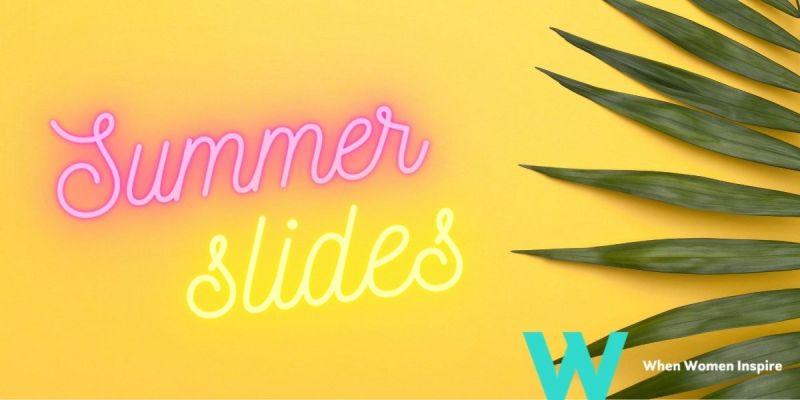 Summer slides 2020