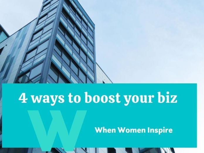 Boost business today
