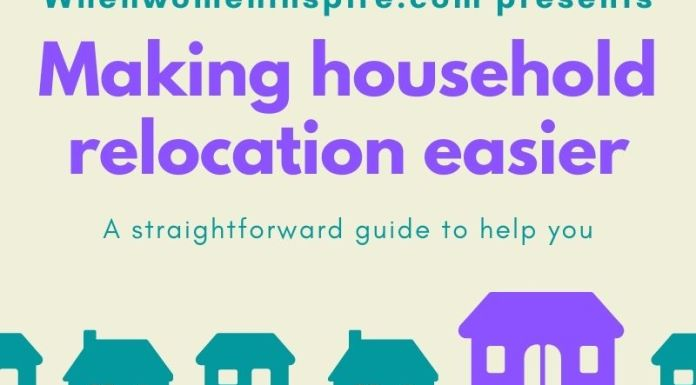 Household relocation: Move easier