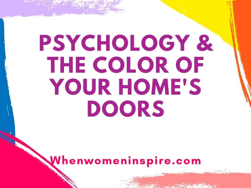 Psychology behind color