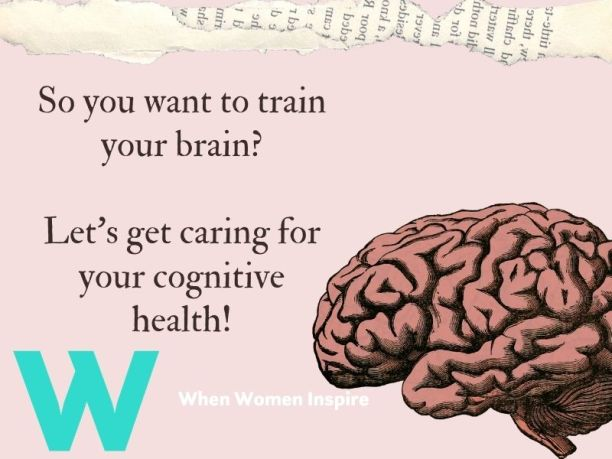 Train your brain: Cognitive health