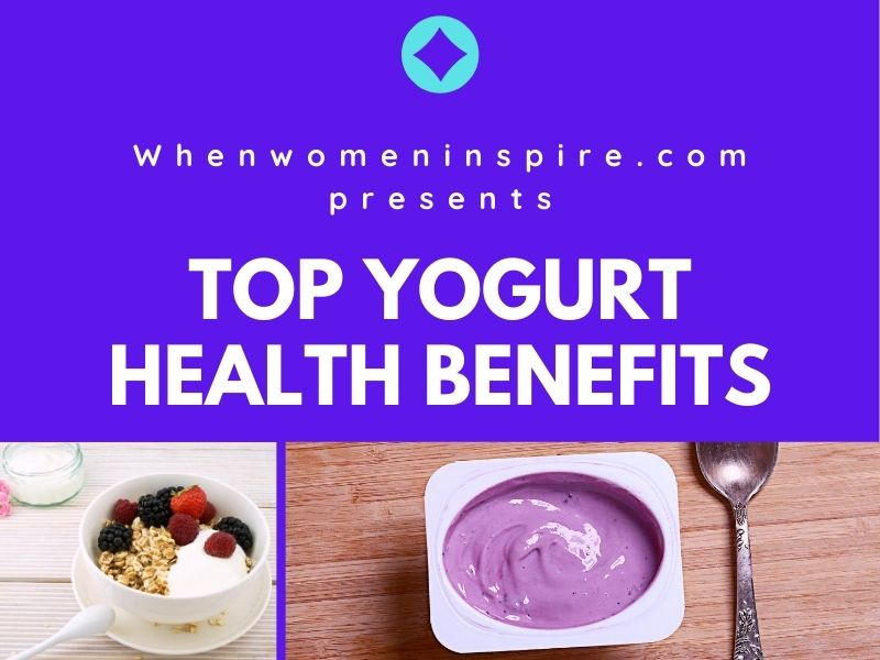Yogurt health benefits