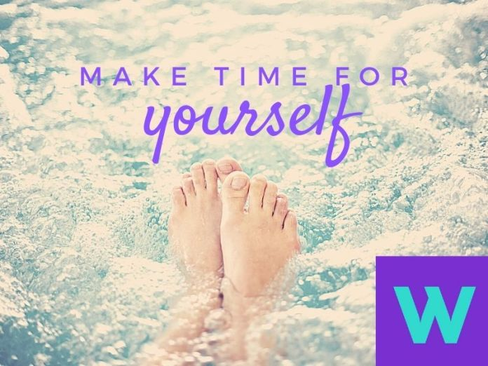 Treat yourself: Relaxation at home