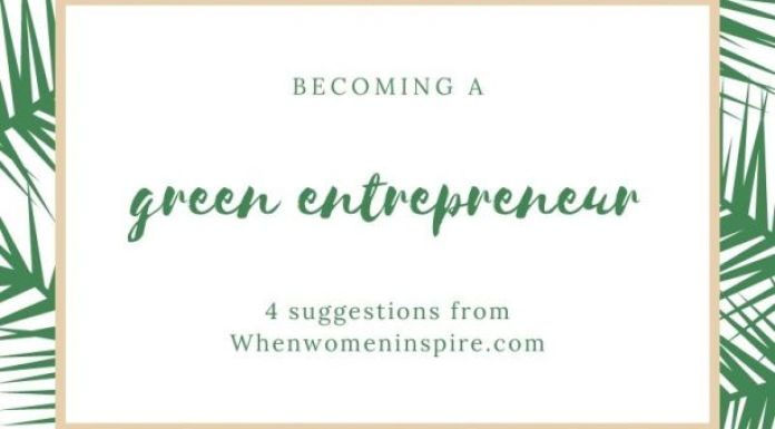 绿色企业家,生态企业家