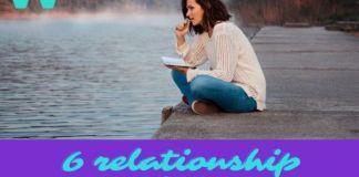 Relationship journaling