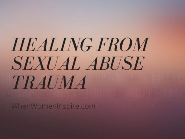 heal from sexual abuse trauma
