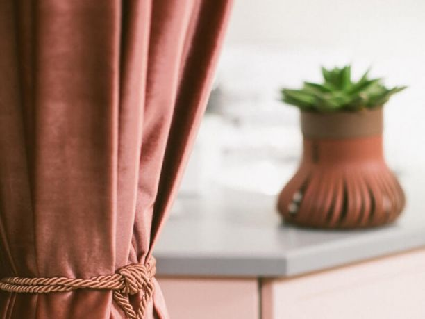 Drapes in home: Live green on a budget