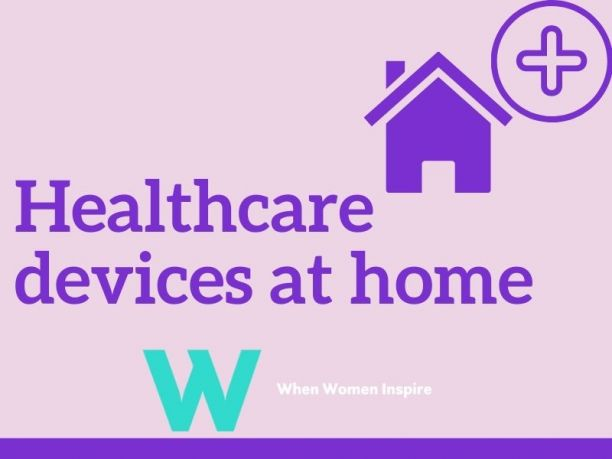 Home healthcare medical devices