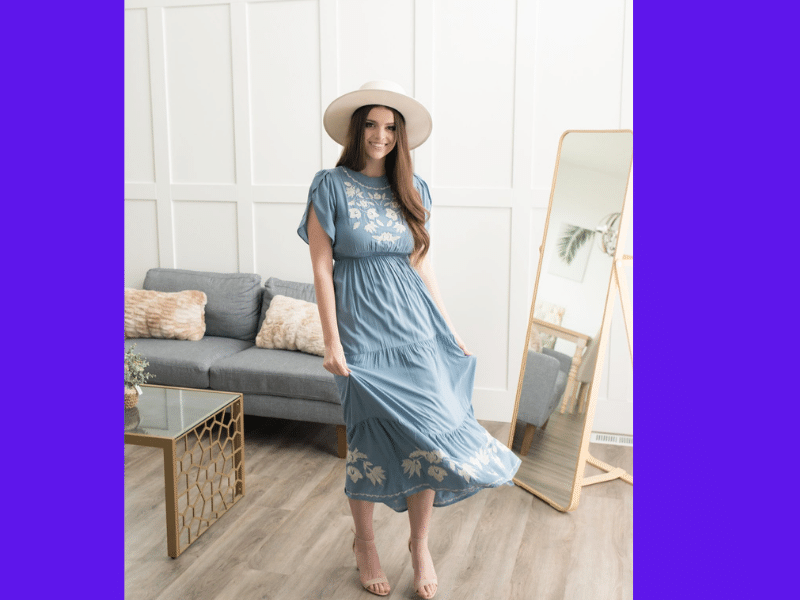 Boutique dresses 2021 trends