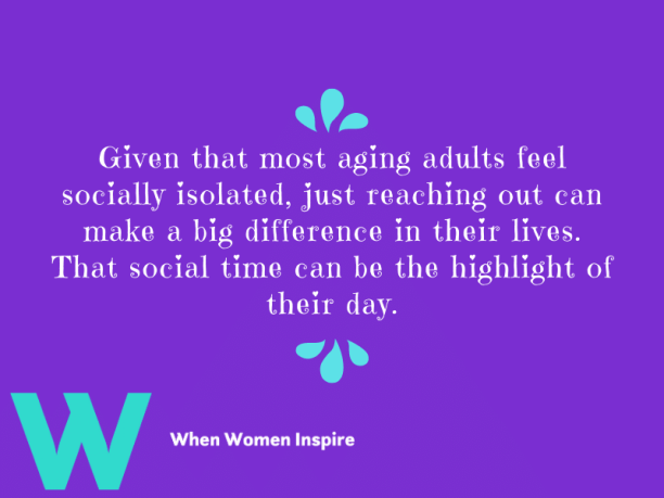 Ways to help an aging parent quote