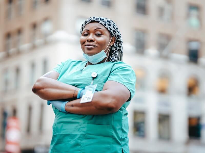 Steps to be a registered nurse