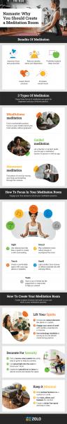 Reasons to create a meditation room