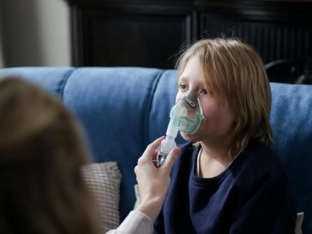 Manage children's asthma