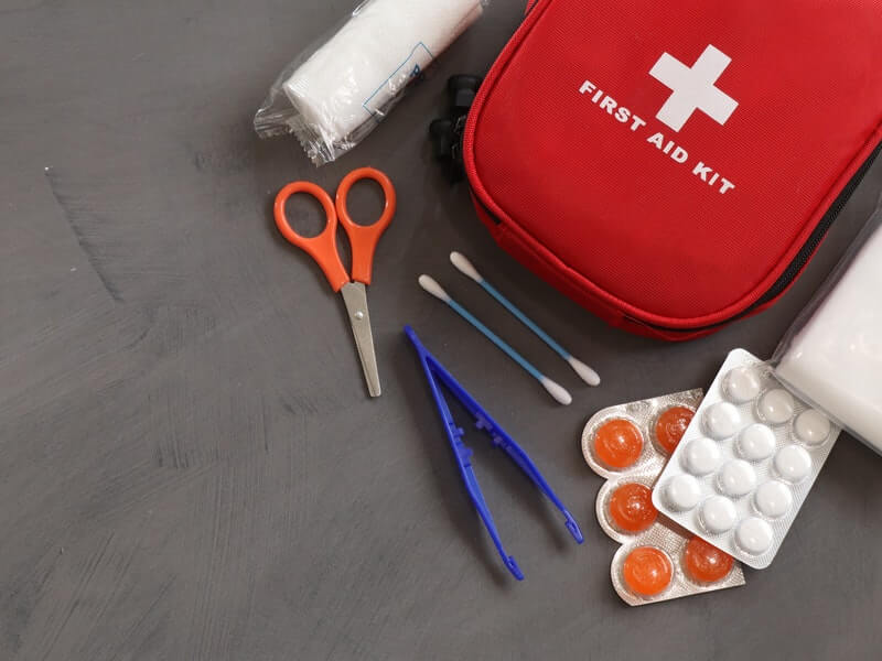 First aid life skills needed as adults