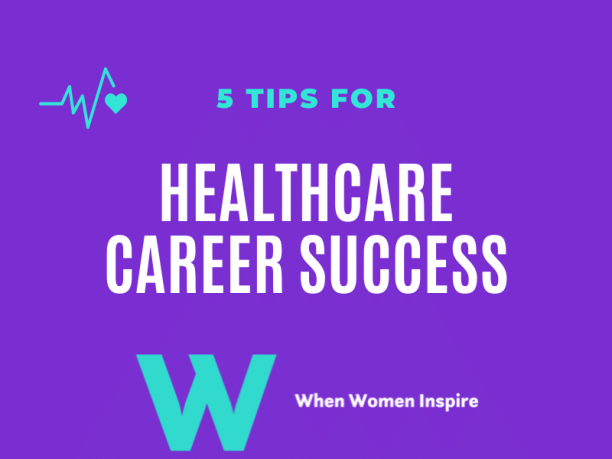 Be successful in healthcare