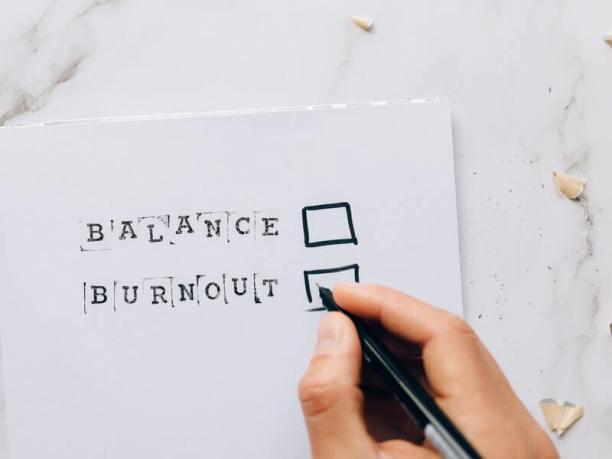 signs of job burnout