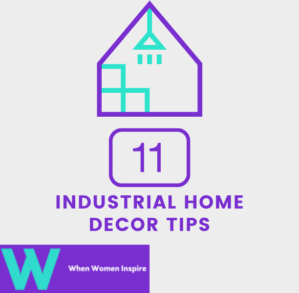 Industrial home decor tips