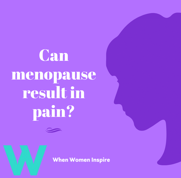 Menopause and pain