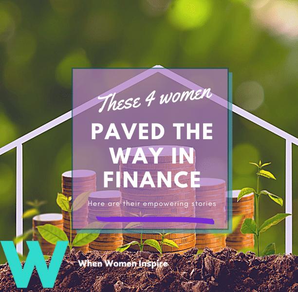 Women in financial history