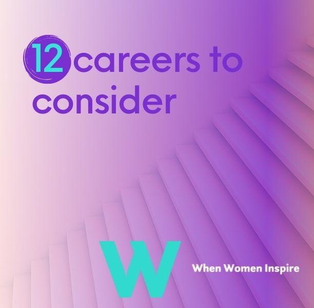 Career options list