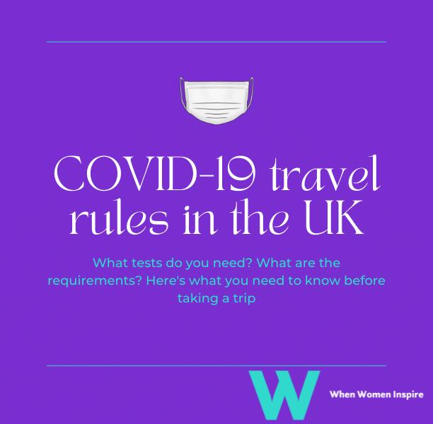 UK COVID travel rules