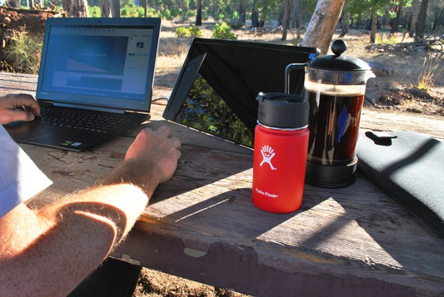 Do you want to work remotely while traveling long-term? Check-out the first post in our Work Vanlife Balance Series—5 Things to Consider if You Want to be a Digital Nomad.