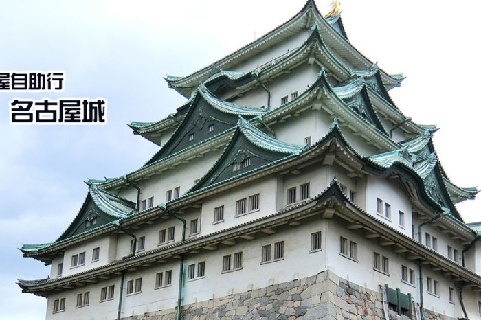 名古屋自助行Day3-名古屋必訪地標|名古屋城