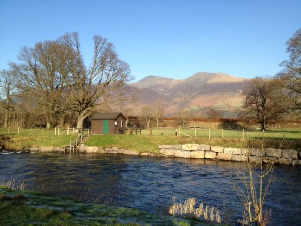 Views towards Skiddaw