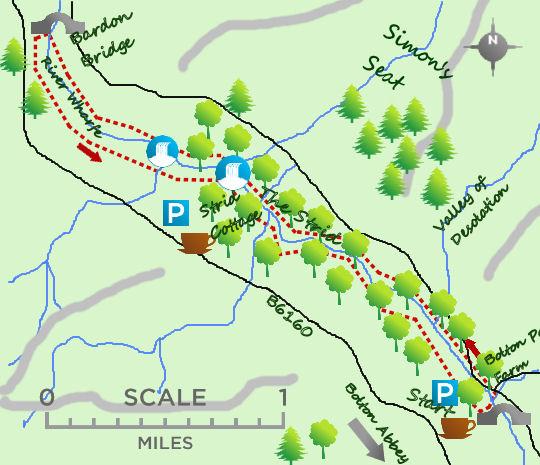 Strid map