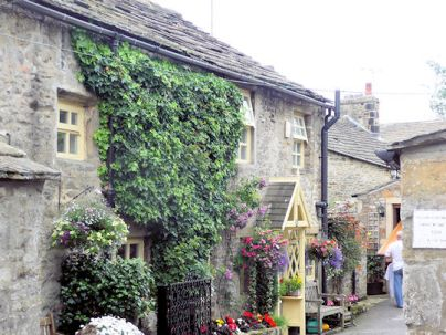 Grassington village